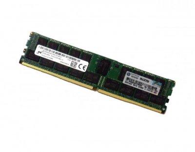 Оперативная память HP ORTIAL 32GB (1*32GB) 2RX4 PC4-17000P-R DDR4-2133MHZ RDIMM (728629-B21-OT) Refurbished