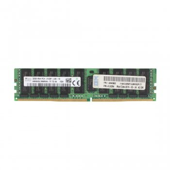 Оперативная память IBM ORTIAL 32GB (1*32GB) 4RX4 PC4-17000P-L DDR4-2133MHZ LRDIMM (47J0254-OT) Refurbished