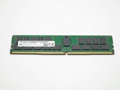 Оперативна пам'ять Micron MICRON 32GB (1*32GB) 2RX4 PC4-23400Y-R DDR4-2933MHZ RDIMM (MTA36ASF4G72PZ-2G9) Refurbished
