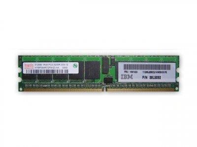 Оперативна пам'ять IBM 512MB MEMORY MODULE (PC2-3200) (SUB) (38L5091) Refurbished