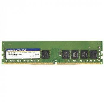 Оперативная память Supermicro SUPER TALENT 4GB (1*4GB) 1RX8 PC4-17000R DDR4-2133MHZ RDIMM (F21RA4GS) Refurbished