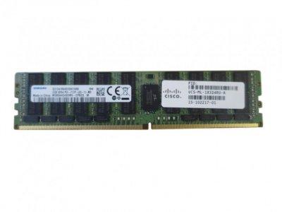 Оперативная память Cisco CISCO 32GB (1*32GB) 4RX4 PC4-17000P-L DDR4-2133MHZ MEMORY KIT (15-102217-01) Refurbished
