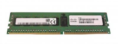 Оперативная память Cisco ORTIAL 8GB (1*8GB) 1RX4 PC4-17000P-R DDR4-2133MHZ RDIMM (UCS-MR-1X081RU-A-OT) Refurbished