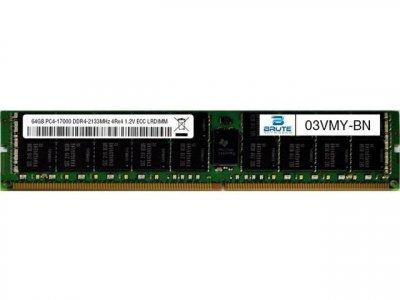 Оперативная память Samsung SAMSUNG 64GB DDR4 2133MHz 4Rx4 1.2V LRDIMM (03VMY-OEM) Refurbished