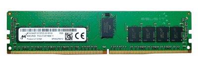 Оперативная память Micron DELL 8GB DDR4 2133MHz 1Rx4 1.2V RDIMM (MTA18ASF1G72PZ-2G1A2) Refurbished