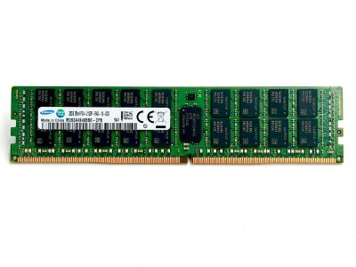 Оперативная память Samsung SAMSUNG 32GB (1*32GB) 2RX4 PC4-17000P-R DDR4-2133MHZ RDIMM (M393A4K0BB0-CPB) Refurbished