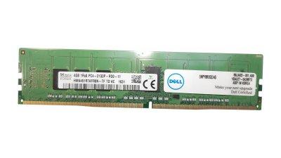 Оперативная память Samsung SAMSUNG 4GB DDR4 2133MHz 1Rx8 RDIMM (SNPY8R2GC) Refurbished