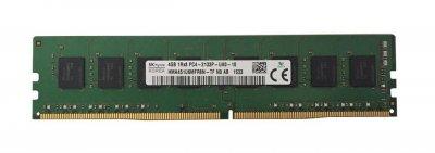 Оперативная память Hynix HYNIX 4GB (1X4GB) 1RX8 PC4-17000P-U DDR4-2133MHZ UDIMM (HMA451U6MFR8N-TF) Refurbished