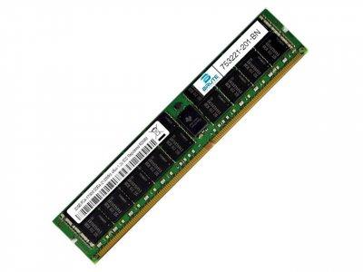 Оперативная память Samsung SAMSUNG 32GB (1*32GB) 4RX4 PC4-17000P-L DDR4-2133MHZ LRDIMM (753225-201) Refurbished