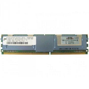 Оперативна пам'ять HP HPE Memory 512MB DIMM PC2-5300 FBD.64Mx8 (416470-001) Refurbished