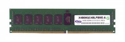 Оперативная память Atp Atelier ATP 8GB (1*8GB) 1RX4 PC4-17000R DDR4-2133MHZ RDIMM (X4B08QC4BLPBME-A) Refurbished