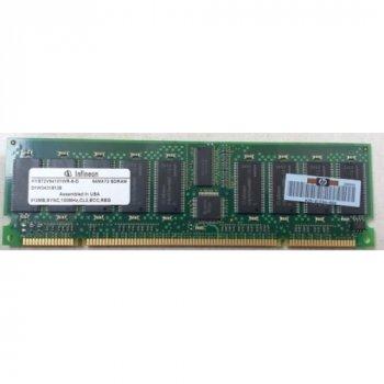 Оперативна пам'ять HPE HPE 512MB MONO 200PIN SYNC DIMM 100MHZ CL2 R (20-01ESA-08) Refurbished