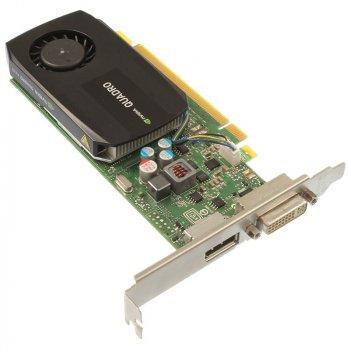 Видеокарта PNY Grafikkarte Quadro K420 2GB DP DVI PCI-E - (VCQK420-T) Refurbished