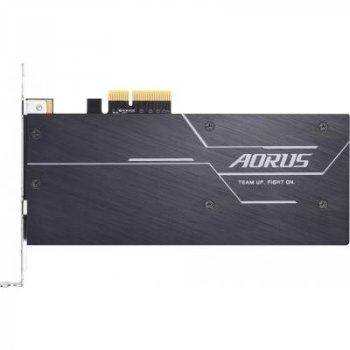 Накопичувач SSD PCI-Express 1TB GIGABYTE (GP-ASACNE2100TTTDR)