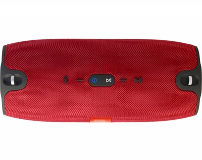 Портативна бездротова bluetooth стерео колонка T&G Xtreme Червона (Xtreme Red)