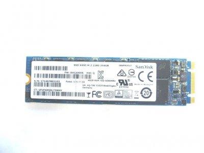 HP 256GB SSD M. 2 SATA-3 OPAL2, SED, TLC (914930-001) Refurbished