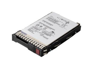 "SSD HP HPE DRV SSD 200GB SAS 2.5"" MLC SC (658580-001) Refurbished"