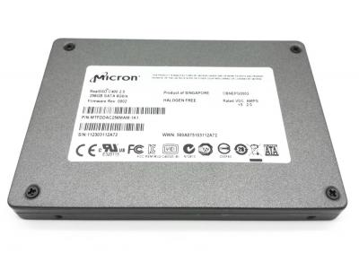 SSD Micron MICRON REAL C400 128GB 6G 2.5 INCH SATA SSD (590-606095) Refurbished