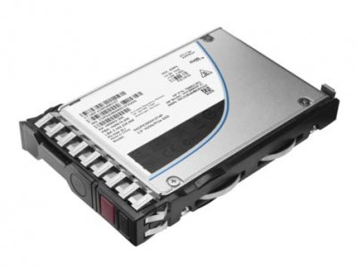 SSD HP HP 3.84 TB SAS 12G Read Intensive SFF SSD (816576-B21) Refurbished