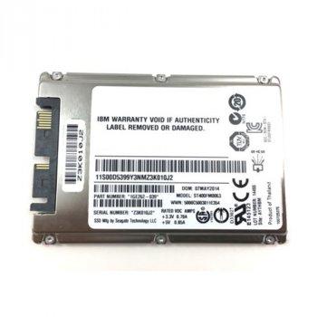 SSD IBM IBM 2*15.8 GB 2.5 INCH SOLID STATE DRIVE - DUAL SSD KIT (43W7609-DUAL) Refurbished
