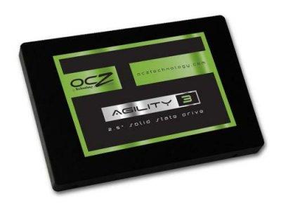 SSD OCZ 120GB OCZ TECHNOLOGY AGILITY 2 3.5 INCH SSD (OCZSSD3-2AGT120G) Refurbished