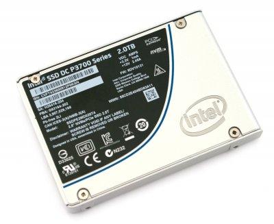 SSD Intel INTEL 2TB NVME/PCIE 2.5 INCH SSD (SSDPE2MD020T4C) Refurbished