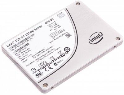 SSD IBM IBM 480GB SATA MLC Enterprise Value SSD (SSDSC2BB480G4I) Refurbished