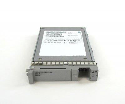 SSD Cisco CISCO 200GB 2.5 inch Enterprise Performamce SAS SSD (UCS-SD200G0KS2-EP) Refurbished