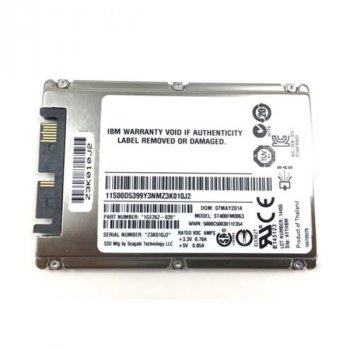 SSD IBM IBM 400GGB 12G 2.5 INCH SAS SSD (00FG709) Refurbished