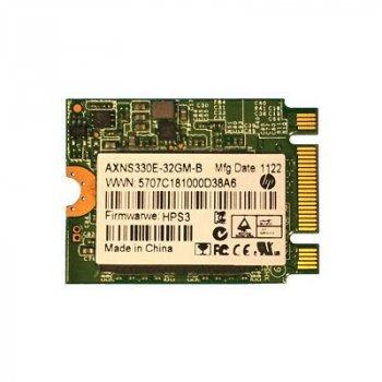 SSD HP HP SATA SSD 32GB SATA 6G M. 2 2230 (764074-001) Refurbished
