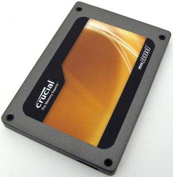 SSD Crucial CRUCIAL C300 256GB 6G 2.5 INCH SATA SSD (CTFDDAC256MAG-1G1) Refurbished