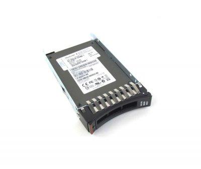 SSD IBM 480GB SATA 2.5 MLC HS Enterprise Value SSD (00AJ366) Refurbished