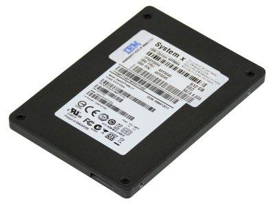 """SSD IBM IBM 512GB SATA 2.5"""" MLC HS Enterprise Value SSD (49Y5848) Refurbished"""