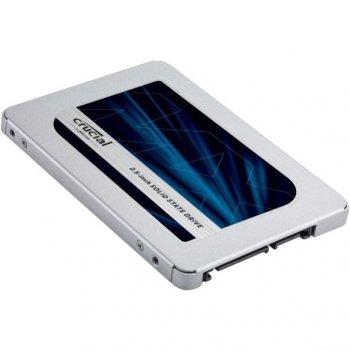 """SSD Micron Crucial SSD MX500 6,4 cm(2,5"""") 2TB SATA 6Gb/s (CT2000MX500SSD1) Нове"""