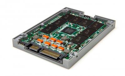 """SSD IBM Lenovo Spare 480GB SATA 2.5"""" MLC G3HS Ent Value SS (00AJ407) Refurbished"""