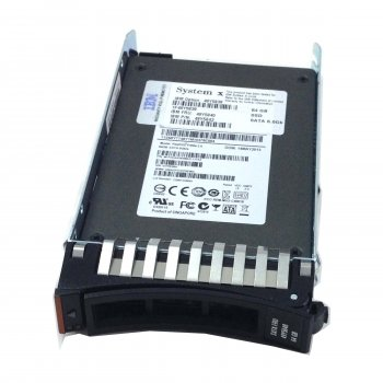 SSD IBM IBM 64GB SATA HDD (49Y5843) Refurbished