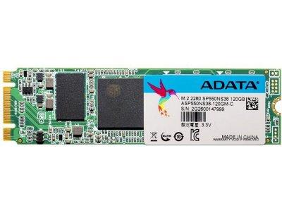 SSD HP HP 120GB 6G SATA M. 2 2280 SSD (777262-B21) Refurbished