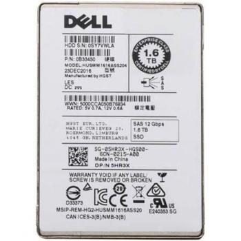 SSD EMC EMC VMAX 1.6 TB Flash MLC SFF disk VMAX3 (HUSMM1616ASS20) Refurbished