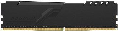 Оперативна пам'ять HyperX DDR4-2400 4096MB PC4-19200 Fury Black (HX424C15FB3/4)