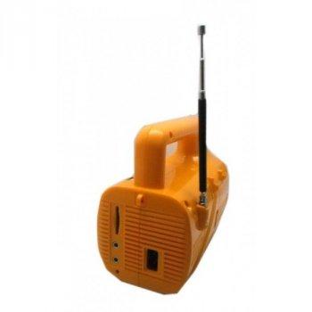 Ліхтар MP3 FM Golon RX-660 REC USB/SD