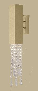 Настінний світильник Amplex 596 Profilo Gold