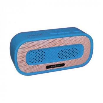 Bluetooth Колонка Neeka NK-BT74 Blue (2_005997)