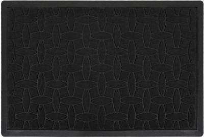 Придверный коврик Мой Дом 60х90 Черный (TZR01428/B)