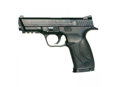 Пистолет пневматический SAS MP-40 черный