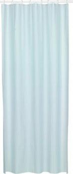 Шторка для ванної Kela Largo 180х200 Блакитна (22105) (4025457221057)
