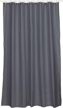 Шторка для ванної Kela Laguna 180х200 Сіра (22106) (4025457221064)