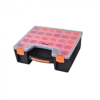 Органайзер для саморезов на 7 отделений 310 х 270 х 110 мм TACTIX 320013