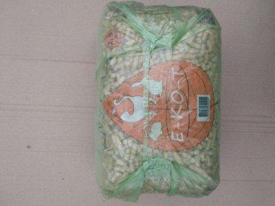 Упаковка наполнитель универсальный для котов, грызунов Е-КО-Т Кукурузный впитывающий 4 штуки по 2.5 кг (4820233620204)