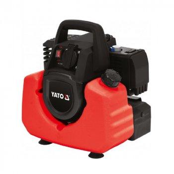 Генератор(800Вт)220В Бензиновый Инверторный YATO YT-85481