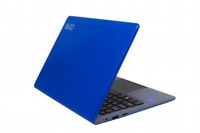 """Ноутбук EVOO TEV Laptop 11.6"""" 4/32GB, N4000 (TEV-C-116-1-BL) Blue"""